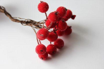 ягодки в сахаре