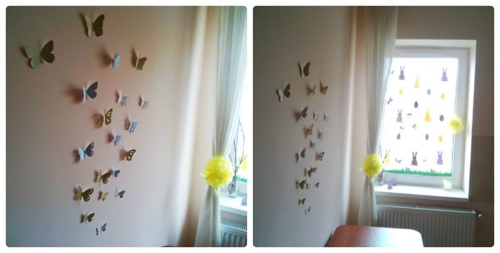 шаблоны бабочки