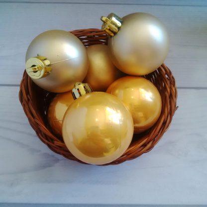 пластиковые новогодние шары купить украина