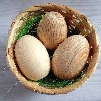 купить деревянные яйца